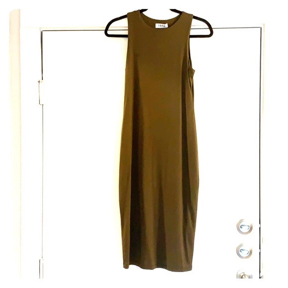 lilyful Dresses & Skirts - Olive Green Lilyful Dress